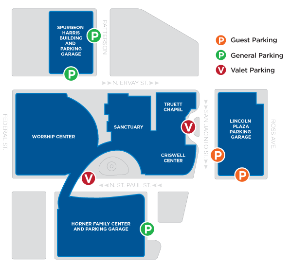 Campus Map - 20130315 FAQ Map