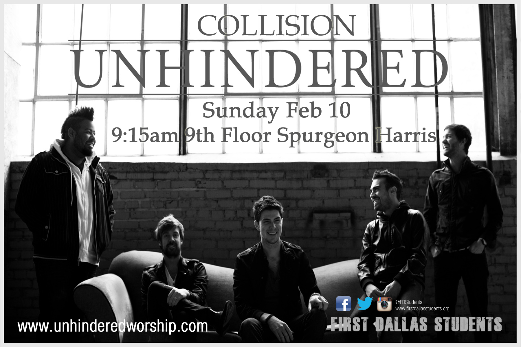 Students Collision Jan 2013 - Unhindered